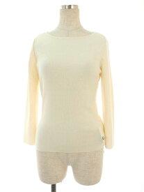 フォクシーブティック ニット セーター 33507 Sweater オードリー 半端袖 38【Bランク】【中古】tn190721