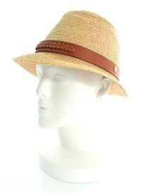 ヘレンカミンスキー 麦わら帽子 ラフィア KATICIA OS【Sランク】【中古】tn190718