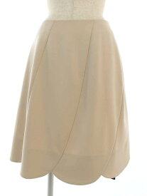 フォクシーニューヨーク スカート 32352 Skirt フラワーペタル 40【Bランク】【中古】tn190721