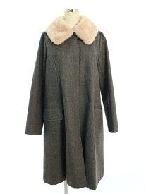 【18%OFF】フォクシーブティック コート 36236 Coat Rose Mink 40【Aランク】【中古】tn200227 k4Fa RSS10