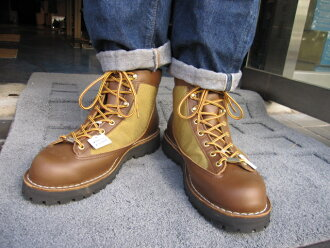 (Danner) DANNER universal models can be coordinated in DEAD STOCK DANNER LIGHT (Dana dead stock right) for the first time with Gore-Tex boots wide