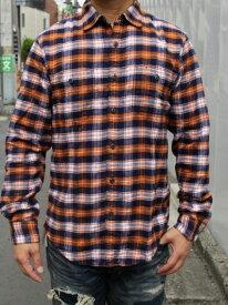 限定セール!J.CREW(J.クルー)CHECK FLANNEL SHIRTS(チェック柄 フランネルシャツ)ネルシャツ メンズ長袖シャツ 柔らかな肌触り送料無料 あす楽対応