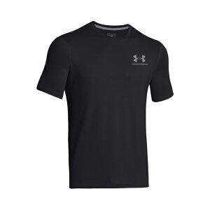 メール便送料無料/アンダーアーマー/【2】/Tシャツ/半袖/レフトチェスト/ロックアップ