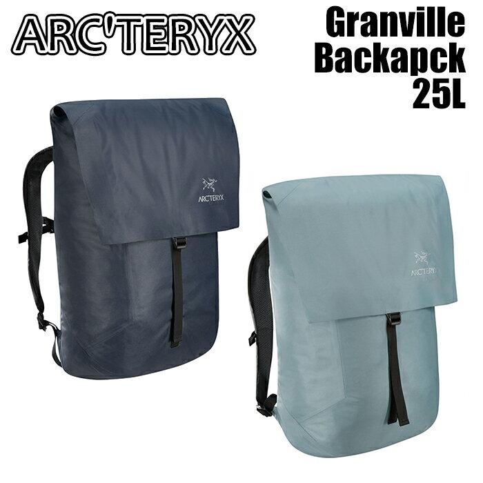 送料無料 アークテリクス グランビル 18749 バックパック 25L リュックサック Backapck カバン 鞄 あす楽 対応