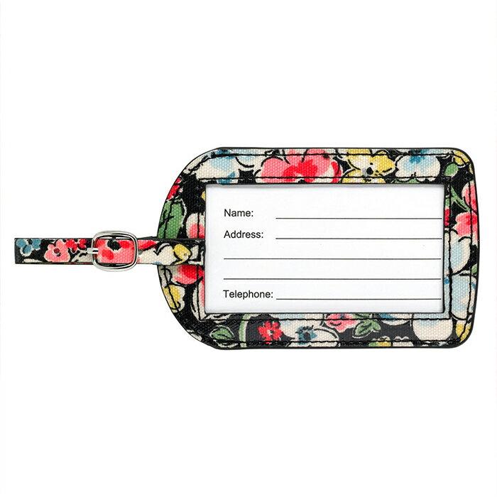 メール便 送料無料 キャスキッドソン Cath Kidston ラゲージタグ オーチャードブロッサム 579605 ネームタグ Luggage Tag