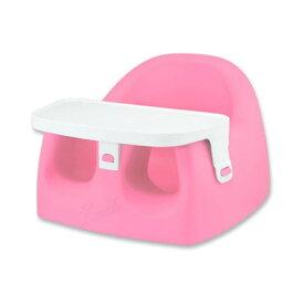 送料無料 カリブ 椅子 PM3386 ソフトチェアー & トレイセット( トレイ付 )【 ピンク 】 Karibu Seat with plastic Tray 赤ちゃんのイス ベビーソファ【のようなソフトチェア】 ベビーチェア あす楽