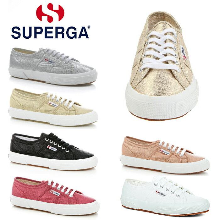 【 スペルガ 】 SUPERGA LAMEW 2750 キャンバス スニーカー男女兼用 シューズ 【あす楽対応】【HLS_DU】【RCP】