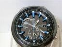 美品 セイコー アストロン 7X52-0AB0 SAST009 ソーラー GPS電波 メンズ 腕時計 SS/ラバー ブラック文字盤 デイト SEIKO☆ 【中古】【送…