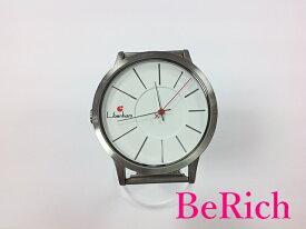 リベンハム Libenham レディース 腕時計 LH-90036 白 ホワイト 文字盤 SS シルバー ブレス 自動巻き AT アナログ ウォッチ 【中古】【送料無料】 ht2629
