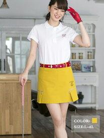 【選べる7サイズ♪】 サイドポケットスカート M L 2L XL LL 3L 4L 5L 6L