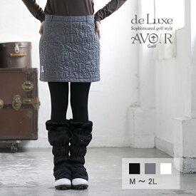 【選べる4サイズ♪】 ワッペン立体文字スカート S〜2L 42995