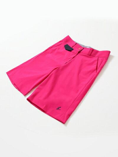 【選べる7サイズ♪】ビビットピンクハーフパンツ