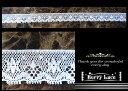 ◆ ラッセル レース◆ 2cmの 繊細なミニ 平* 白 5m巻き*ra21 ( ハンドメイド/ 手芸/ 格安レース/ お買い得/ 細い)