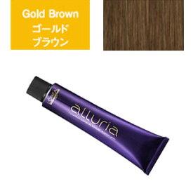 ロレアル アルーリア ゴールドブラウン 7 [レターパックは4本まで発送可] ヘアカラー 白髪染め 女性用通販 ◆6/30更新♪