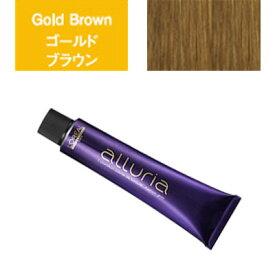 ロレアル アルーリア ゴールドブラウン 9 [レターパックは4本まで発送可] ヘアカラー 白髪染め 女性用通販 ◆6/30更新♪
