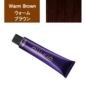 ロレアル アルーリア ウォームブラウン 5 [レターパックは4本まで発送可] ヘアカラー 白髪染め 女性用通販 ◆6/30更新♪