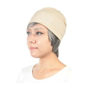 送料無料 日本製 医療用 帽子用 ヘア(付け髪)単品 前後 ショート白髪セット WH01 ※付け髪の価格に帽子は含まれません レディース 抗がん剤 医療 用 毛付き 帽子 脱毛 手術後用 癌 ガン お