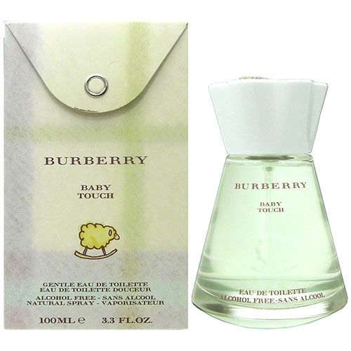 バーバリー ベビータッチ (アルコールフリー) EDT オードトワレ SP 100ml (香水) BURBERRY