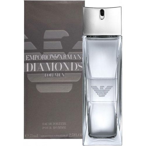 エンポリオ アルマーニ ダイヤモンズ フォーメン EDT オードトワレ SP 75ml (香水)