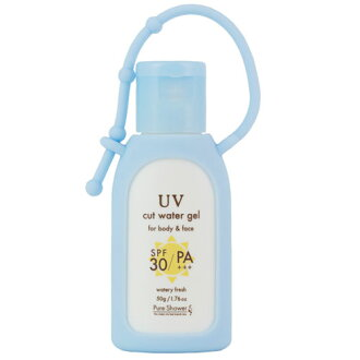 Pure shower UV cut gel 50 g (SPF30/PA+++) sunscreen