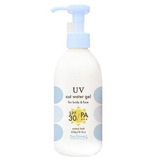 纯的淋浴UV cut凝胶250g(SPF30/PA+++)防晒霜