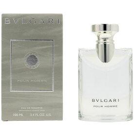 ブルガリ プールオム EDT オードトワレ SP 100ml 香水 (並行輸入品) BVLGARI 【あす楽】