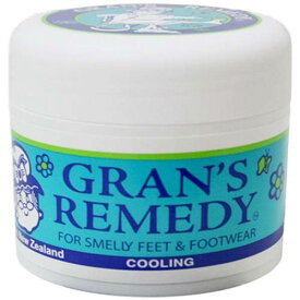 グランズレメディ クールミント 50g (フットケア) 国内正規品 GRAN'SREMEDY