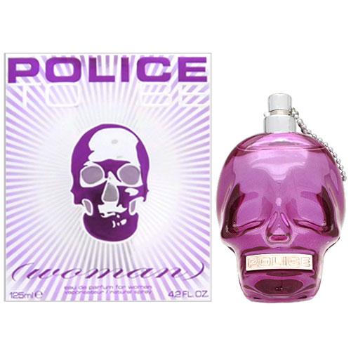 ポリス トゥー ビー パープル EDP オードパルファム SP 125ml (香水) POLICE