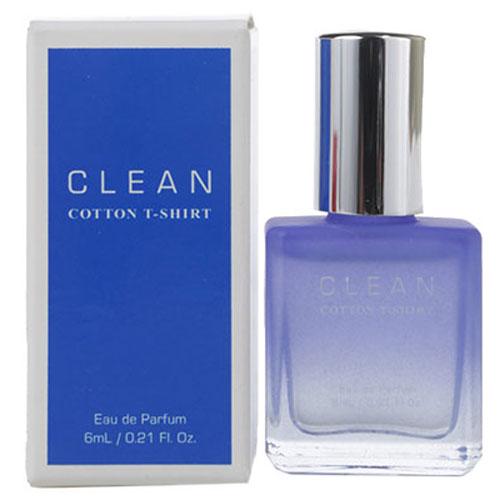 クリーン コットン Tシャツ EDP オードパルファム BT 6ml (ミニ香水) CLEAN