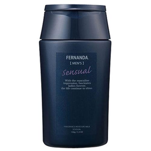 フェルナンダ フォーメン フレグランス モイスチャーミルク センスアル 150g FERNANDA