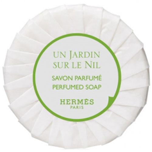 【メール便1点可】エルメス ナイルの庭 パフュームド ソープ 50g (箱なし) 石鹸 HERMES