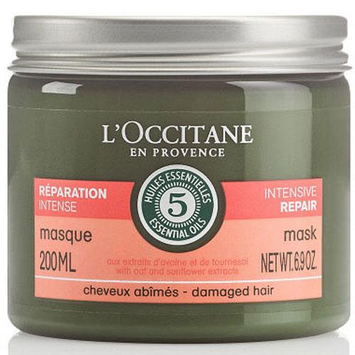 【NEW】 ロクシタン ファイブハーブス リペアリング ヘアマスク 200ml L'OCCITANE LOCCITANE