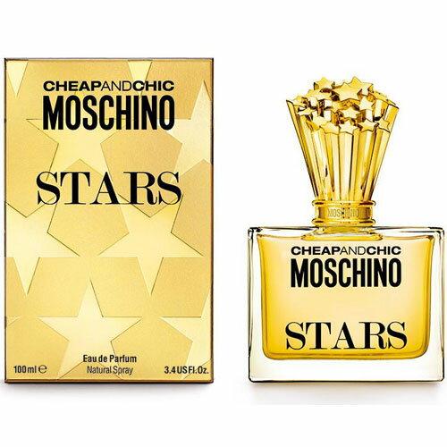 モスキーノ チープ アンド シック スターズ EDP オードパルファム 100ml (香水) MOSCHINO