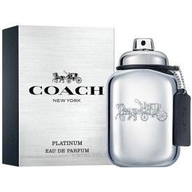 【訳あり】 コーチ コーチ マン プラチナム EDP オードパルファム SP 60ml テスター (香水) COACH 【あす楽】