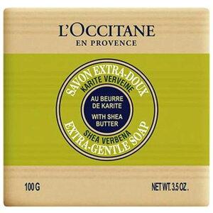 【NEW】 ロクシタン シア バター ソープ ヴァーベナ 100g L'OCCITANE LOCCITANE 【あす楽】