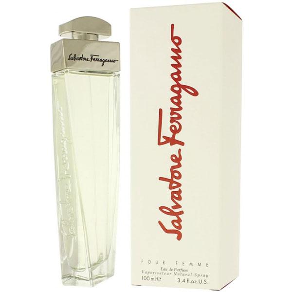 フェラガモ プールファム EDP オードパルファム SP 100ml (香水) FERRAGAMO