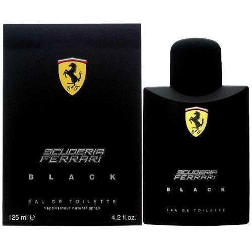 フェラーリ ブラック EDT オードトワレ SP 125ml テスター (訳あり 香水)