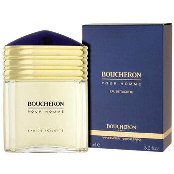 ブシュロンプールオムEDTオードトワレSP100ml(香水)BOUCHERON