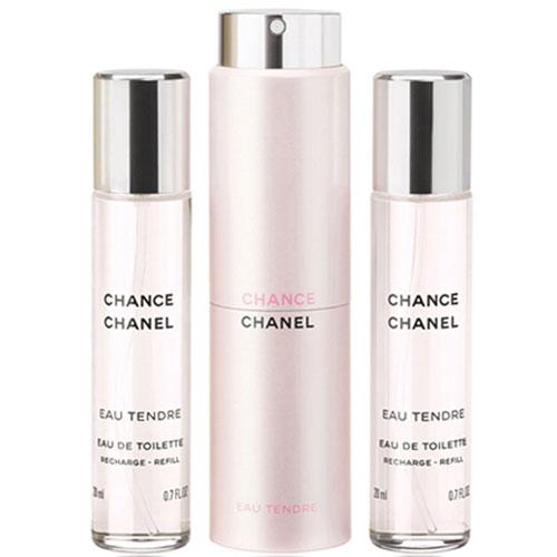 シャネル チャンス オータンドゥル ツイスト アンド スプレー 20ml×3 (香水) EDT オードトワレ CHANEL