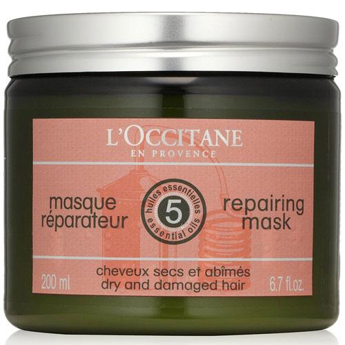 ロクシタン ファイブハーブス リペアリング ヘアマスク 200ml L'OCCITANE LOCCITANE