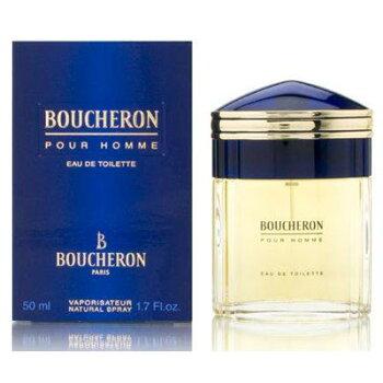 ブシュロンプールオムEDTオードトワレSP50ml(香水)BOUCHERON【HLS_DU】