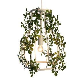 ペンダントランプ パティオ|DI CLASSE ディクラッセ 照明 天井照明 シャンデリア シーリングライト デザイナーズ ナチュラル クラシック モダン シンプル グリーン 葉っぱ 造花 アーティフィシャルグリーン