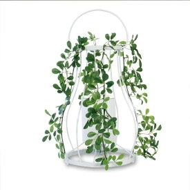 テーブルランプ アロマパティオ|DI CLASSE ディクラッセ 照明 卓上照明 テーブル デザイナーズ ナチュラル クラシック モダン シンプル グリーン 葉っぱ 造花 アーティフィシャルグリーン アロマライト アロマランプ