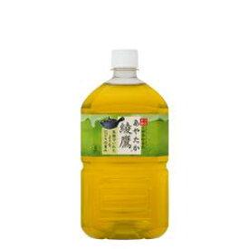 [送料無料]コカ・コーラ綾鷹 1L PET 12本入り【コカコーラ、Coca-Cola、飲料水、1リットル、1000ml】
