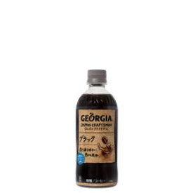 [送料無料]コカ・コーラジョージア ジャパンクラフトマン ブラック500ml×24本入【コカコーラ、Coca-Cola、飲料水、コーヒー】