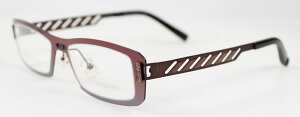 ee-2813-6[ベストワンオンラインショップ][おしゃれな眼鏡][通販メガネ][老眼鏡][乱視対応][シニアグラス][遠近両用]可能 ブラウン