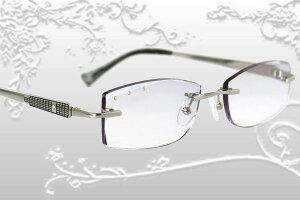 llcrystal0006-LLXC8004[ベストワンオンラインショップ][おしゃれな眼鏡][通販メガネ][老眼鏡][乱視対応][シニアグラス][遠近両用] 可能