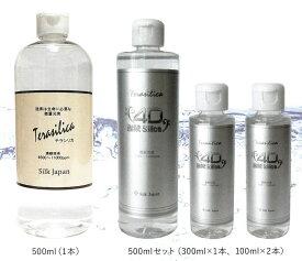 水溶性ケイ素濃縮液 テラシリカ 500ml 【送料無料】 【美容】 【健康】