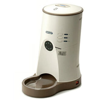 With notice message! Dalmatians in the NYA's gourmet pet auto feeding feeding machine CD-600