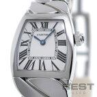 【仮】カルティエ【CARTIER】ラドーニャSMW660012Iレディースシルバーステンレススティール腕時計時計LADONASMSILVERSS【中古】